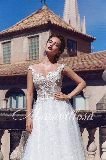 Свадебное платье «Blessing» фото