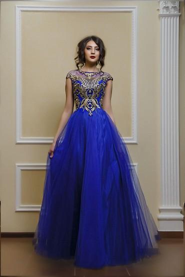 Вечернее платье «Малика» фото