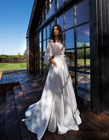 Свадебное платье «Мардж» фото
