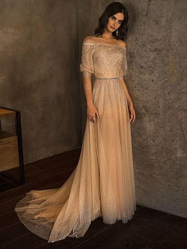 Свадебное платье «Кристал» фото