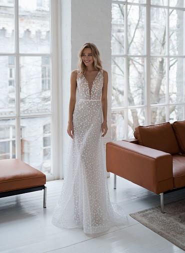 Свадебное платье «Уна» фото