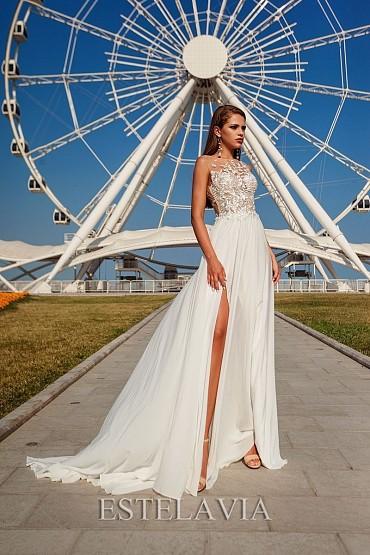 Свадебное платье «TYRA» фото