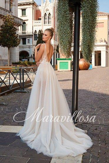 Свадебное платье «Dale» фото