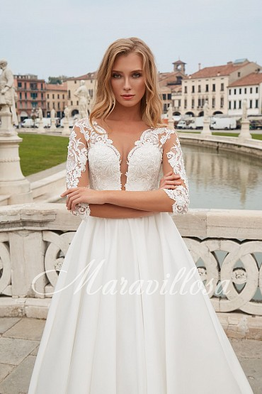 Свадебное платье «Dantes» фото