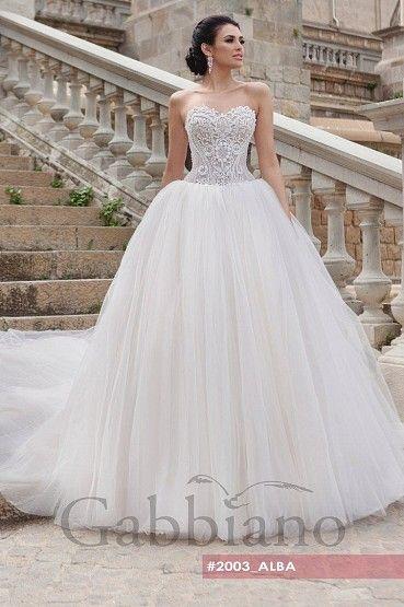 Свадебное платье «Альба» фото