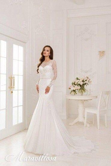 Свадебное платье «Liyana» фото