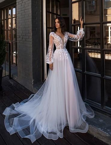 Свадебное платье «Монс» фото
