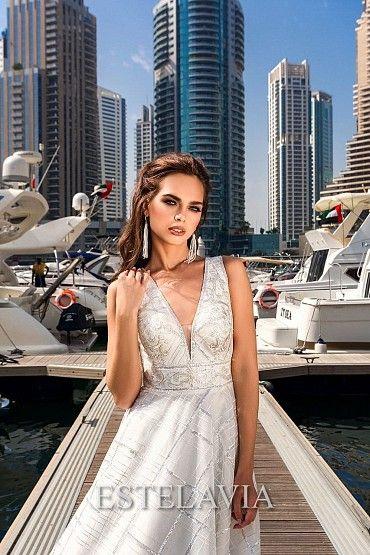 Свадебное платье «Анжелина» фото