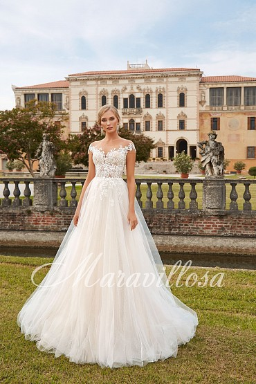 Свадебное платье «Dailyn» фото