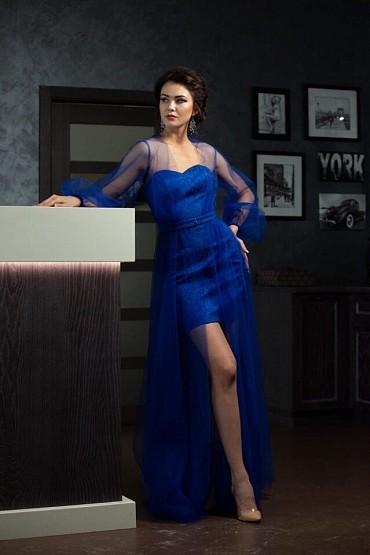 Вечернее платье «Абигаль» фото