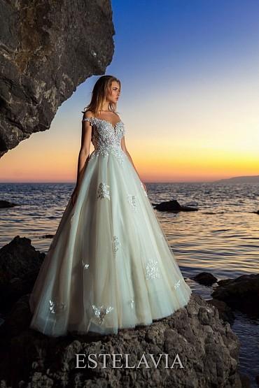Свадебное платье «Мадонна» фото