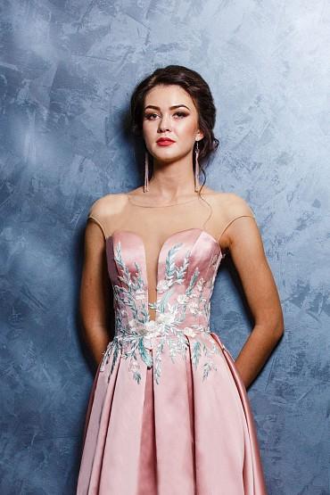 Вечернее платье «Николь» фото