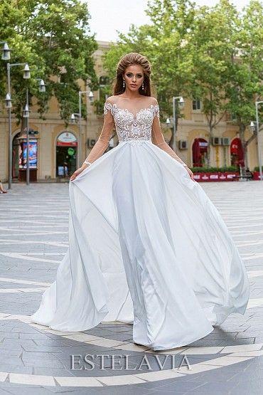 Свадебное платье «BEHATI» фото