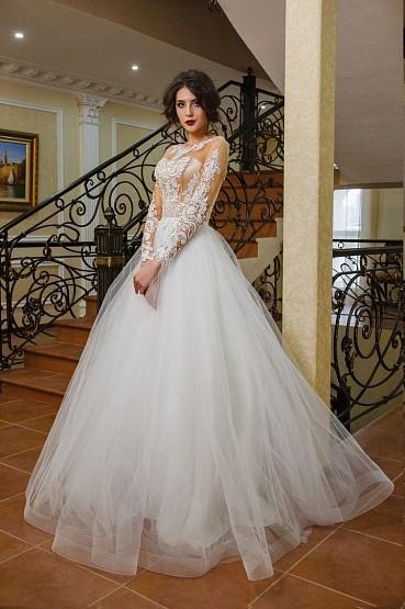 Свадебное платье «Сьюзен» фото
