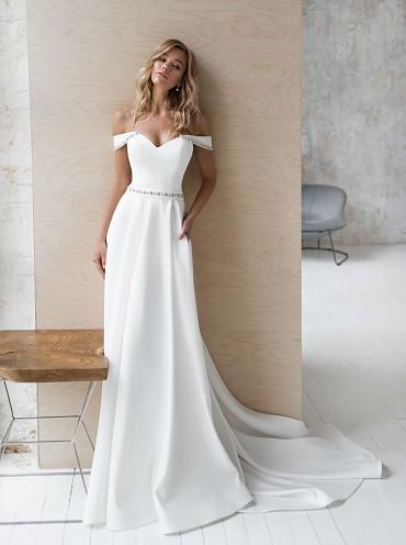 Свадебное платье «Фиби» фото