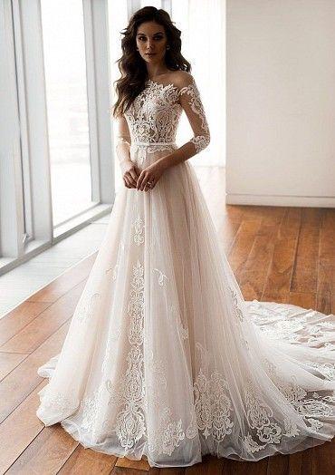 Свадебное платье «КЭРИ» фото
