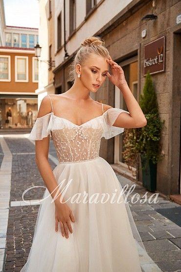 Свадебное платье «Djane» фото