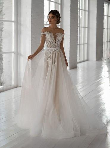 Свадебное платье «Холли» фото