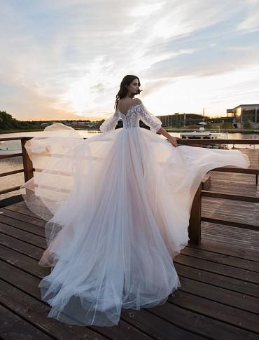 Свадебное платье «Лейла» фото