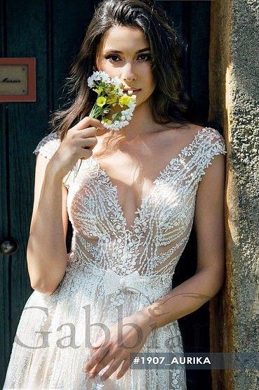 Свадебное платье «Aurika» фото
