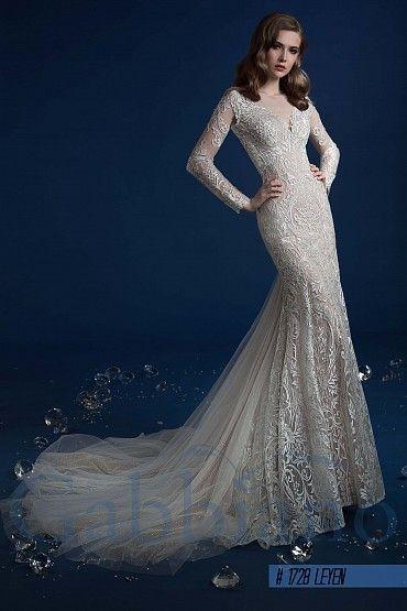 Свадебное платье «Лайен» фото