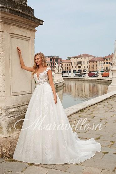 Свадебное платье «Diamond» фото