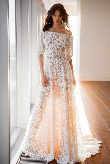 Свадебное платье «ДЖЕННИ» фото