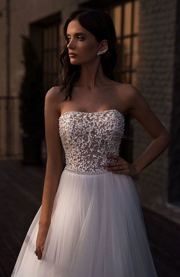 Свадебное платье «Тэссa» фото