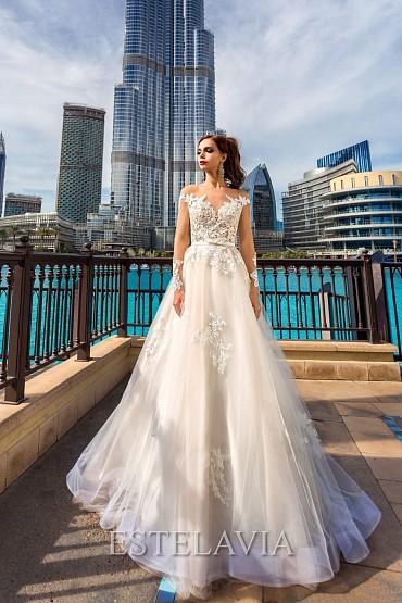 Свадебное платье «Кэтрин» фото