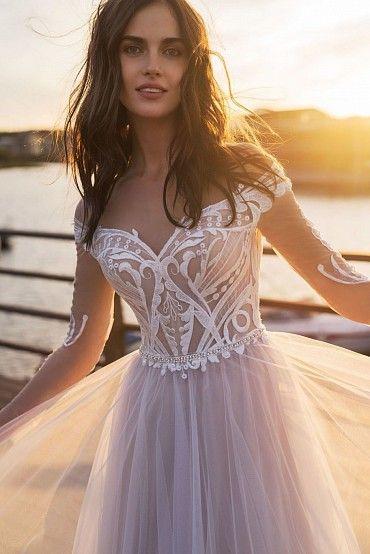 Свадебное платье «Росселина» фото