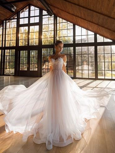 Свадебное платье «Эмми» фото