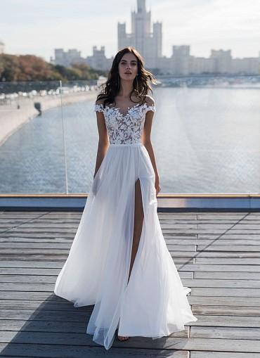 Свадебное платье «Джина» фото
